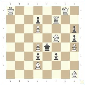 Zagadki szachowe - mat w 2