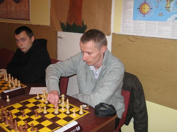 Michał Narkun - szachowy mistrz Słupska